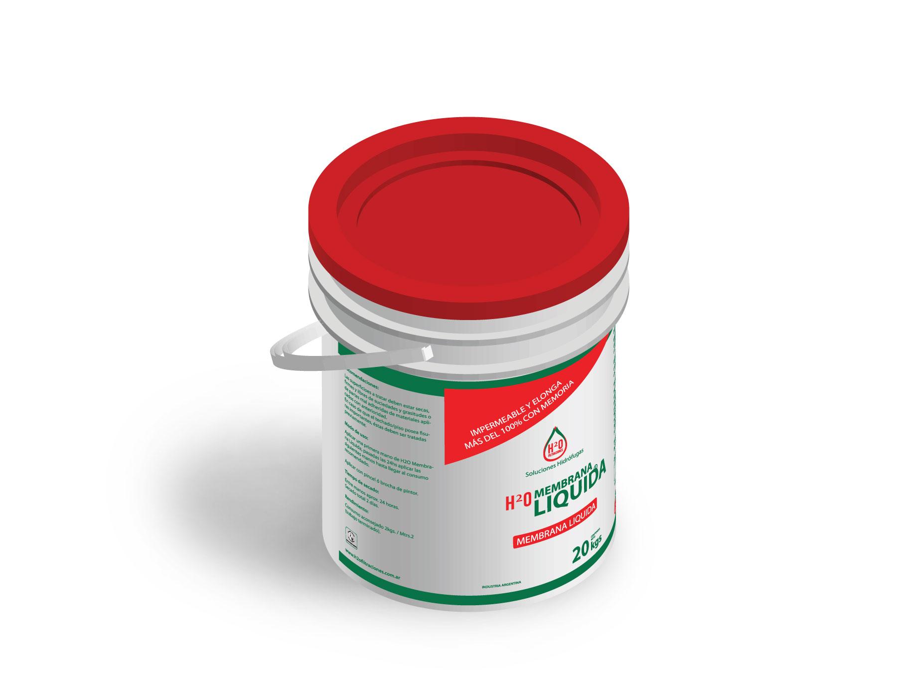 Balde-H2O-Membrana-Liquida